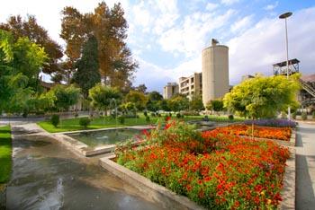 پوشش گیاهی شهری و الودگی ها